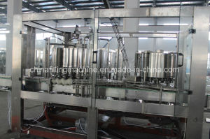 Fully Automatic Can Filling and Seaming Machine with Ce pictures & photos