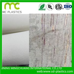 Embossed Base Wallpaper for Digital Printing and Painting, PVC Printable Wallpaper pictures & photos