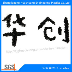 PA66 GF25 Plastic Parts Raw Material Granules pictures & photos