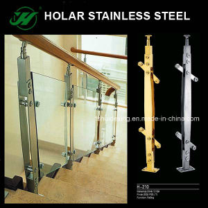 Modern Design for Stainless Steel Balustrade 100% SUS304 pictures & photos
