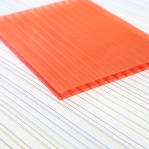 Transparent Polycarbonate Multi-Wall Panel, Polycarbonate Hollow Sheet pictures & photos