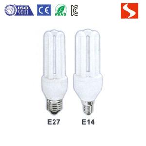 E14/E27 Base T3 3u 9W Energy Saver Bulb pictures & photos