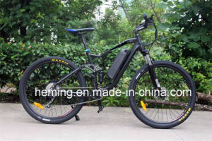 Pedelec 36V Lithium Battery LCD Display Electric Bicycle Bicicletta Elettrica with En15194 pictures & photos