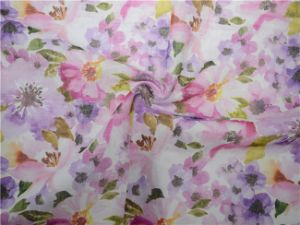 Ramie Solid Woven Fabric Printing Cotton Fabric (DSC-4124) pictures & photos