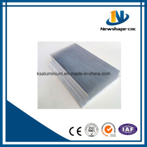 Aluminum Extruded Heat Sink for LED Light pictures & photos