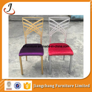 Stackable Modern Newest Style Wedding Party Chairs (JC-ZJ05)