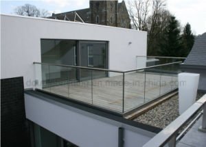 Outside Decking Base Shoe Glass Fence/Balustrade/Railing pictures & photos