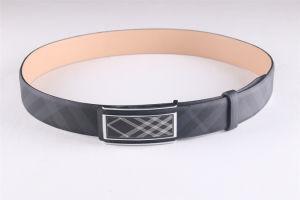 2016 Custom Fashion Designer Cowhide Men Genuine Leather Belt pictures & photos