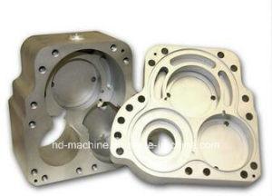 Floor Price Aluminum 5052 Brushing CNC Machined Auto Parts pictures & photos