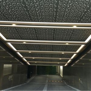 High-Grade Customized Aluminum Perforated Ceiling for Interior Decoration pictures & photos