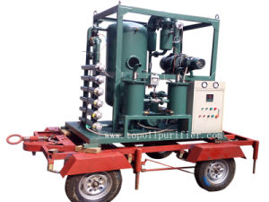 Trailer Type Indoor Outdoor Transformer Oil Insulation Oil Purifier (ZYD-S) pictures & photos