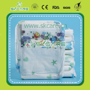 Soft Breathable Cloth Like Good Quality Baby Nappies Diapers pictures & photos