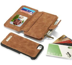 Mobile Phone Accessories Credit Card Holder Cell Phone Case for iPhone 7 pictures & photos