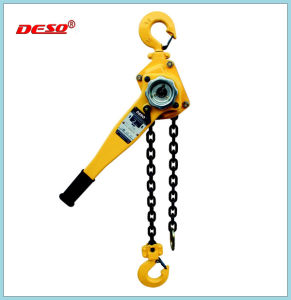 V/a Type Crane Steel Lever Chain Block pictures & photos