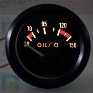 "2"" 52mm 50-150 Oil Water Temperature Gauge pictures & photos"