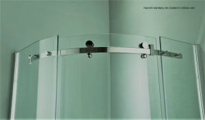 Hr-05-C Sector Sliding Door Shower Enclosure pictures & photos