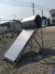 150L Overheating Protection Flat Plate Solar Hot Water Heater pictures & photos