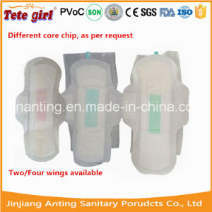 Ladies Sanitary Pad, Good Quality Pads Factory in China pictures & photos
