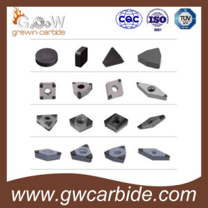 PCD Diamond Cutter Turning Inserts PCBN pictures & photos