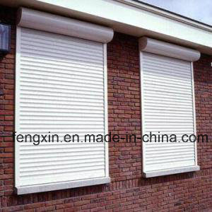 Outdoor Installed Aluminium Window Roller Shutters pictures & photos