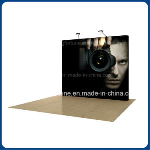 Hot Sale Adjustable Advertisng Aluminum 3*3 Pop up Stand pictures & photos