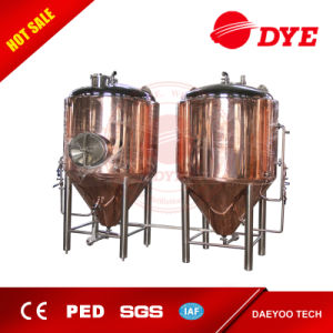 Stainless Conical Fermenter Copper Beer Fermentation Tank pictures & photos