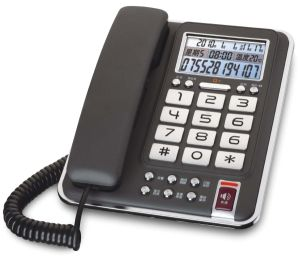 Big Button, Speaker Phone, Caller ID Telephone pictures & photos