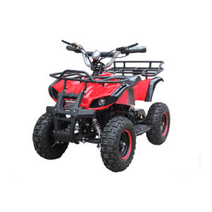 500W Electric ATV/Quad Bike 4 Wheel Electric Vehicle (SZE500A-2) pictures & photos