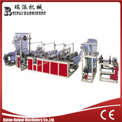 Treading-Rolling Trash Bag Making Machine pictures & photos