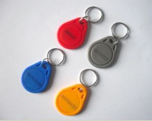 ABS RFID Key Tags Em/MIFARE Access Card pictures & photos