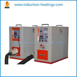 Gou′s UHF Mini Type Induction Heating Machine for Welding Process pictures & photos