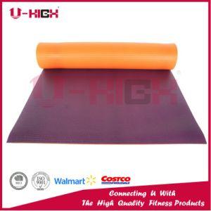 High Density PVC Yoga Mat Pilates Mat Basic Style pictures & photos