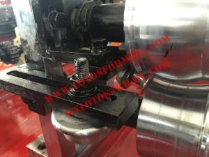 Single Layer PU Foam Shutter Door Forming Machine pictures & photos