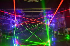 Phantom Moving Head Laser Light/New Stage Effect Light for Disco, Bar, KTV pictures & photos