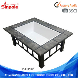 Unique Outdoor High Top Heater Camping Fire Pit Table pictures & photos