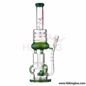 Hbking High-End Grace Smoking Water Pipe with Heavy Bottom pictures & photos