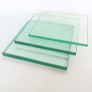Cust0.38mm/0.76mm/1.52mm PVB Laminated Glass for Curtain Wall pictures & photos