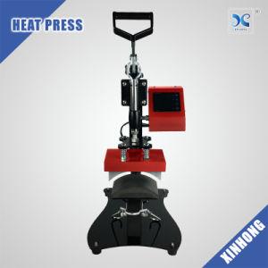 Cap & Label Heat Transfer Press Machine Cp3815 pictures & photos