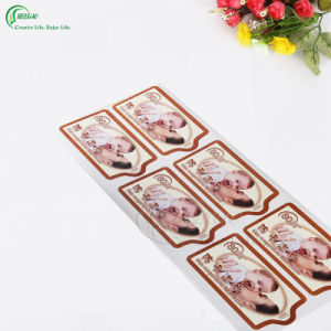 Manufacturer Paper Label Stickers for Food, Tea, Garment (KG-PA039) pictures & photos