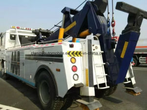 HOWO 270HP Towing Truck 18 T Road Wrecker pictures & photos