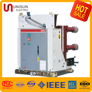 Indoor Drawable Medium Voltage Vacuum Circuit Breaker pictures & photos