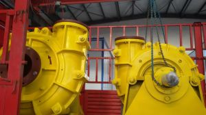 Sewage Application Sand Suction Dredger Pump Gravel Pump pictures & photos