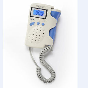 Pocket Fetal Doppler Jpd-100b Medical Use for Pregnancy Tests pictures & photos