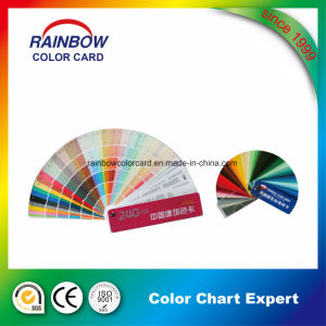 Standard Color Fandeck Card for Architecture Coating Paint pictures & photos