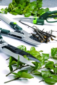 """Garden Trimming Scissors 22"""" Medium Carbon Steel Hedge Shears with Wavy Blade pictures & photos"""