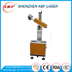Fly Fiber Laser Marking Machine 20W pictures & photos