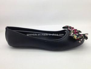 Fashion European Comfort Flat Ladies Ballet Shoes pictures & photos