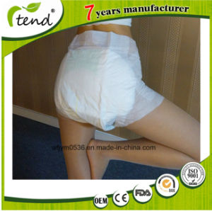 Incontinence Anti-Leakage Disposable Adult Diapers pictures & photos