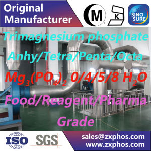 Magnesium Phosphate Food Grade pictures & photos