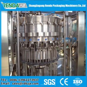 Carbonated Drinks Bottled Filling Machinery / Soda Water Making and Filling Plant pictures & photos